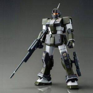 P-Bandai: 1/100 MG GM Sniper Custom [Tenneth A. Jung Custom] RGM-79SC