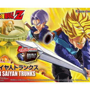 Figure-rise Standard Super Saiyan Trunks (by Bandai)