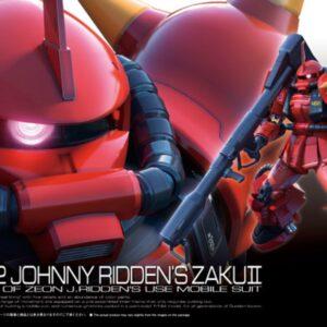 1/144 RG MS-06R-2 Johnny Ridden Custom Zaku II 26