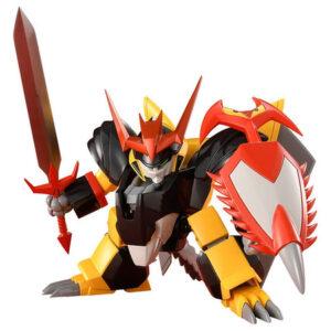 PLAMAX MS-03: JYAKOMARU (Mashin Hero Wataru)