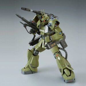 Exclusive P-Bandai: MG 1/100 Zaku Cannon [Ian Graden Custom]