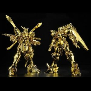 P-Bandai: HGFC – God Gundam VS Master Gundam Hyper Mode Set