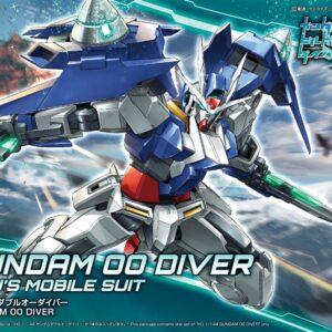 1/144 HGBD Gundam 00 Diver