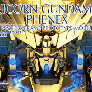Exclusive 1/60 PG Unicorn Gundam 03 Phenex
