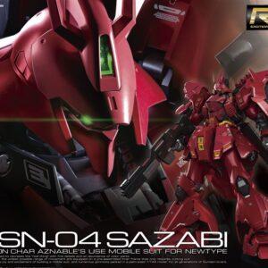 1/144 RG Sazabi 29