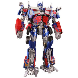 Transformers MPM-04 Movie 10th Anniversary Optimus Prime (The Last Knight)