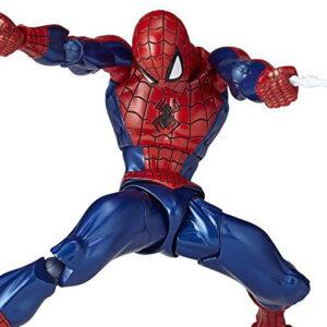 Amazing Yamaguchi No.002 Spider-Man by Kaiyodo