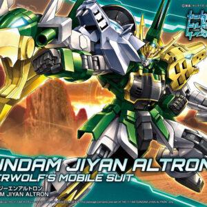 1/144 HGBD Gundam Jiyan Altron