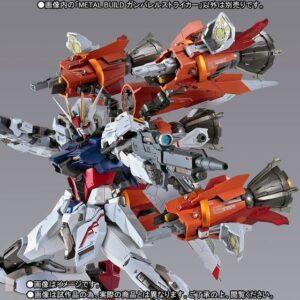 METAL BUILD Gunbarrel Striker for (Aile Strike Gundam)