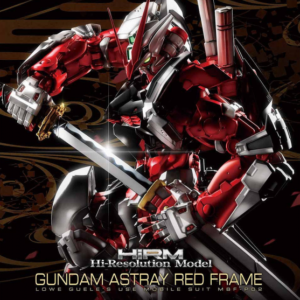 1/100 Hi-Resolution Model Gundam Astray Red Frame