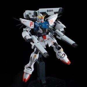 P-Bandai: 1/100 MG Gundam F91 Ver. 2.0 Back Cannon mounted type & Twin