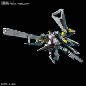 1/144 HGUC Narrative Gundam + Equipment A