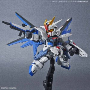 #08 SDCS ZGMF-X10A Freedom Gundam