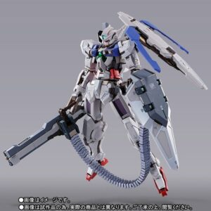 Metal Build Gundam Astraea + Proto GN High Mega Launcher