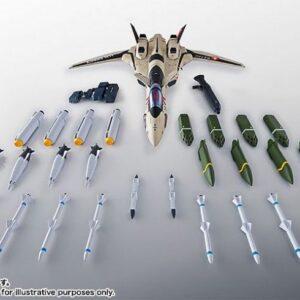 DX CHOGOKIN YF-19 FULL SET PACK