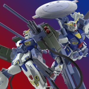 P-Bandai: Mission Pack E type & S type for MG 1/100 Gundam F90 (Sep 2019 Release)