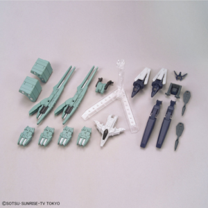 1/144 HGBC HWSS & SV Custom Weapon Set