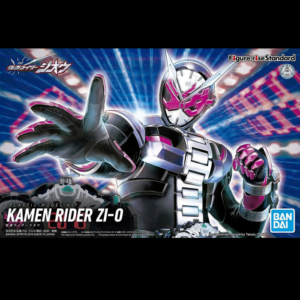 FIGURE-RISE Standard Kamen Rider Build ZI-O