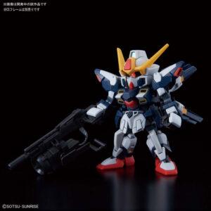 #09 SD Gundam Cross Silhouette Sisquiede