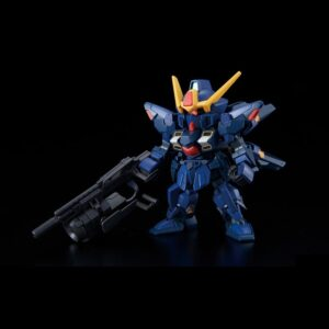 #10 SD Gundam Cross Silhouette Sisquiede [Titans Colors]