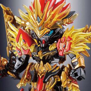 Gundam SD Sangoku Soketsuden Sun Jian Gundam Astray
