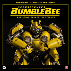 3A Transformers DLX Scale Bumblebee