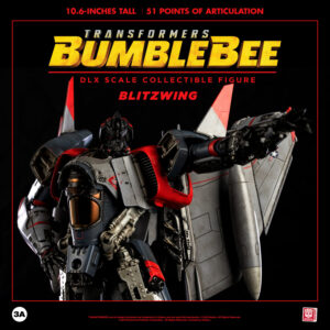3A Transformers DLX Blitzwing (Estimate Oct 2019 Release)