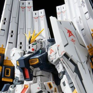 P-Bandai: RG 1/144 Double Fin Funnel for Nu Gundam Extension Parts (Nov 2019 Release)