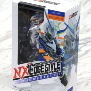 NXEdge Style MS Unit Gundam Astray Blue Frame Second