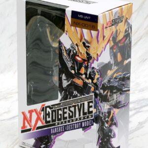 NXEdge Style MS Unit Gundam Banshee Destroy Mode