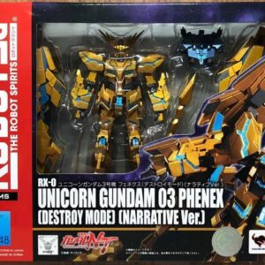 ROBOT Damashii (SIDE MS) Unicorn Gundam Unit 3 Fenex (Destroy Mode) (Narrative Ver.)