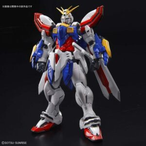 1/100 Hi-Resolution Model God Gundam (Oct 2019 Release)