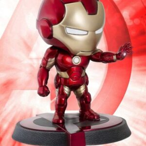 Bobble Head Marvels Iron Man Mk.43 By Dragon
