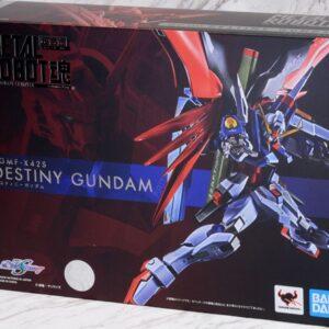 Metal Robot Damashii Destiny Gundam