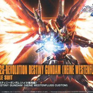 1/144 HGCE Destiny Gundam [Heine Westenfluss Custom] (July 2019 Release)