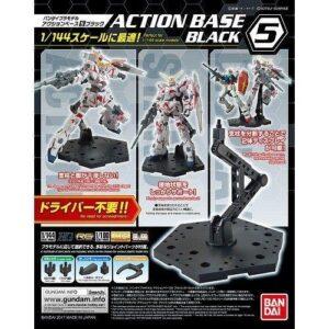 Action Base 5 (Black)
