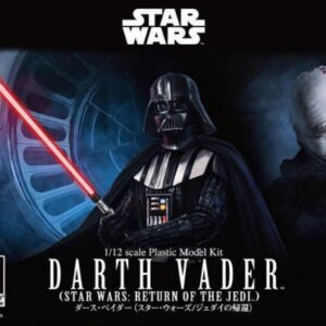 Bandai Star Wars: 1/12 Darth Vader Return of Jedi