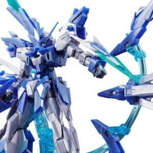 P-Bandai: HGBD 1/144 Gundam AGEII Magnum SV ver. (FX Plosion) (Nov 2019 Release)