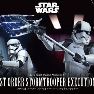 Bandai Star Wars: 1/12 First Order Storm Trooper Executioner