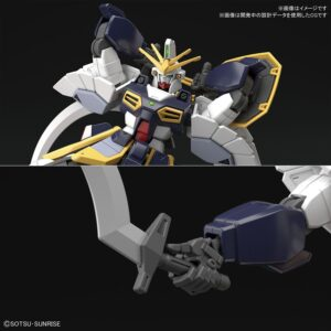 1/144 HGAC Gundam Sandrock (Sep 2019 Release)