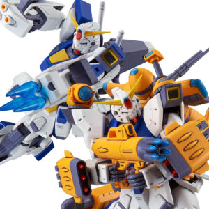 P-Bandai: MG 1/100 Gundam F90 Mission Pack F Type and M Type Equipment Set (Nov 2019 Release)