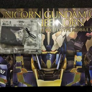 1/60 PG Unicorn Gundam 02 Banshee Norn (Item:A/Box:A)  + LED Unit (No Box)