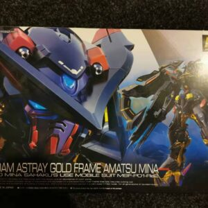 Pre-owned (Item:A/Box:A)1/144 RG Gundam Astray Gold Frame Amatsu Mina