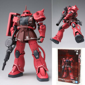 Fix Figuration Metal Composite MS-06S Char's Zaku II [Gundam The Origin] (Sep 2010 Release)