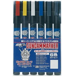 Gundam Maker SEED Basic Set (6pcs)