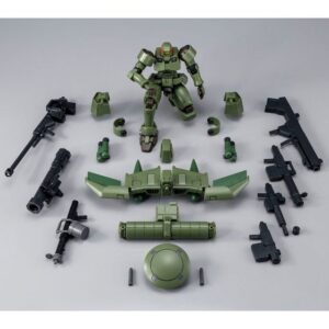 P-Bandai: HGAC 1/144 Leo (Full Weapon Set) (Jan 2020 Release)