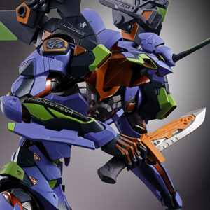 Metal Build Evangelion EVA Unit-01 Test Type