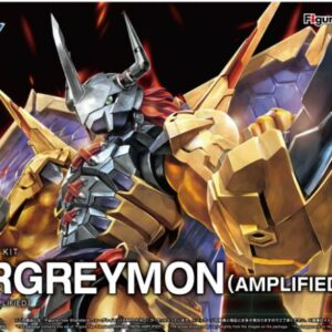 Figure-rise Standard WarGreymon (Amplified) (Oct 2019 Release)