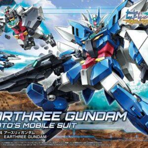 1/144 HDBD:R Earthree Gundam (Oct 2019 Release)