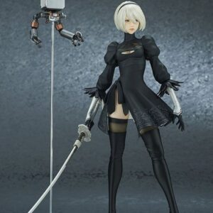 NieR:Automata 2B (YoRHa No.2 Model B) DX Ver. PVC by Flare (Oct 2019 Release)